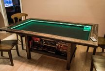 Board game table ideas