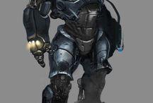 tank character design