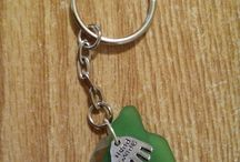 Sea glass Jewellery / I have made some wonderful jewellery using sea glass and a variety of techniques. Check out my Etsy page - Emporium Upcycle