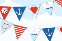 nautical theme / by Devorah Niman