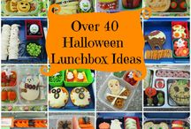 Lunchbox Ideas / Fun and healthy lunchbox ideas for you and your family!