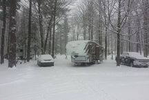 Winter RVing / Products and tips to create the ultimate winter RVing experience. / by Camping World
