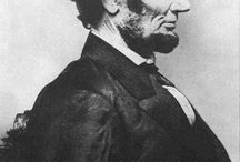 Abraham lincoln / by Kathy Murphy
