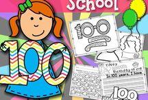 School ~ 100th day