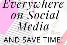 Social Media Training/Resources