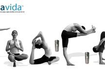 El agua alcalina y el yoga / oxigena tu cuerpo en profundidad con agua alcalina y yoga.