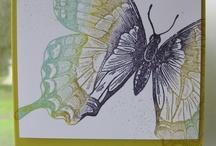 Swallowtail stampin up