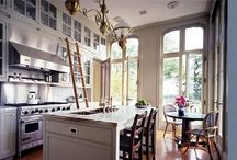 Kitchen design / by Abby Stolfo