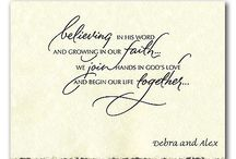 Wedding Invitation Wordings