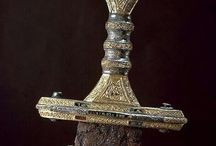 Northmen, Viking Style and swords / Elements of Viking and Northmen culture