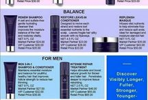 Monat - Anti Aging Haircare / All natural botanically based hair care clinically proven to regrow hair
