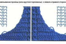 Crochet Shaping