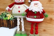 muñecos navidad