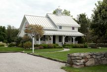 Craftsbury Cottage / The Craftsbury Cottage was designed to blend the quaintness of a cottage with the spaciousness of farm-style home.  This home plan features 1,713 square foot of post and beam living space, a farmer's porch, 1 to 3 bedrooms and 2 bathrooms.