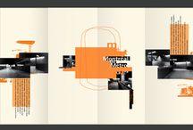 Graphisme : Edition / Brochures, Magazines, dépliants.. Source d'inspiration en terme de maquettages.