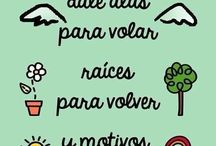Quotes / Spanish and english quotes