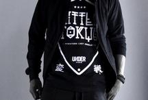 Ninja Goth Streetwear