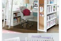 Ιδέες για το υπνοδωμάτιο παιδιών