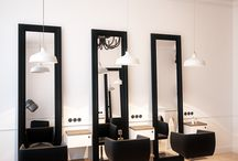 Salon interior idea
