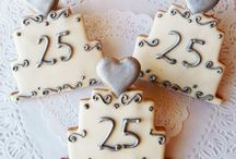 25th Wedding Anniversary Gift & Party Ideas