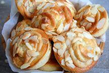Muffins, madeleines et biscuits