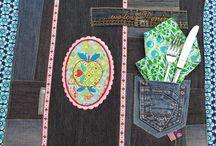 We love DENIM / Jeans, jeans, jeans.....