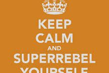 SuperRebel yourself / SuperRebel.com brand