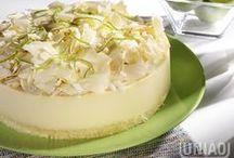 torta doce limão