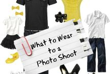 What to Wear to a Photo Shoot / Style tips and outfit ideas for photo shoots