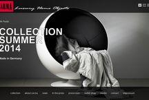 Webdesign / Gestaltete Internetseiten im Responsive Webdesign.