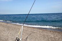 La pesca per Fishing Design / Il mondo della pesca dal punto di vista di Fishing Design.