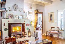 Fireplace / Kaggels