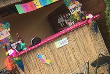 Hawaii party