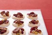 Appetizer Ideas / Use nuts and dried fruit for unique and fall-themed appetizers at your next party.