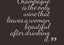 Champagne.................