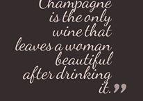 Champagne.................