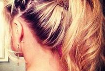 Hair Styles / by Courtney VandenBerg