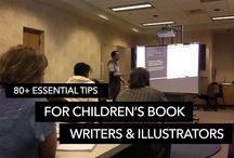 84 Essential Tips for Children's Book Writers & Illustrators