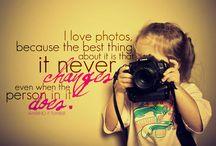 """The magic of Photo /  """"Fotografare è mettere sulla stessa linea di mira la testa, l'occhio e il cuore."""" Henry Cartier Bresson"""
