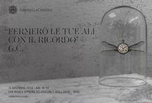 Events / Gabriella Chieffo meets the keen on artistic fragrances all over the best perfume boutique.  Gabriella Chieffo incontra gli appassionati di fragranze artistiche nelle boutique d'Italia.