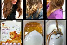 Hair inspiration / Hair inspiration , dark hair.