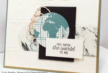 Stampin' Up! - Going Global / by Kim Miller
