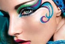 karnaval make up