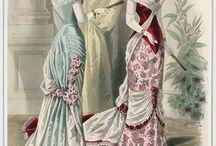 1878-1881. Natural Form Fashion