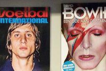 Laatste bladen / Specials over beroemde overleden mensen
