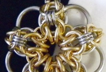 Jewelry - Chain Maille / by Tamar DeJong