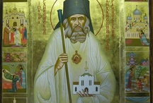 Saint John Maximovitch Icons