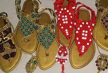 macramee sandalias