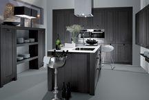 Cuisine Design - Cuisine deco  / Plusieurs types de cuisines pour aller dans toutes types d'intérieur...