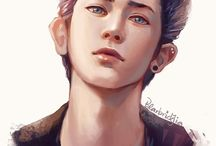 Chanyeol art